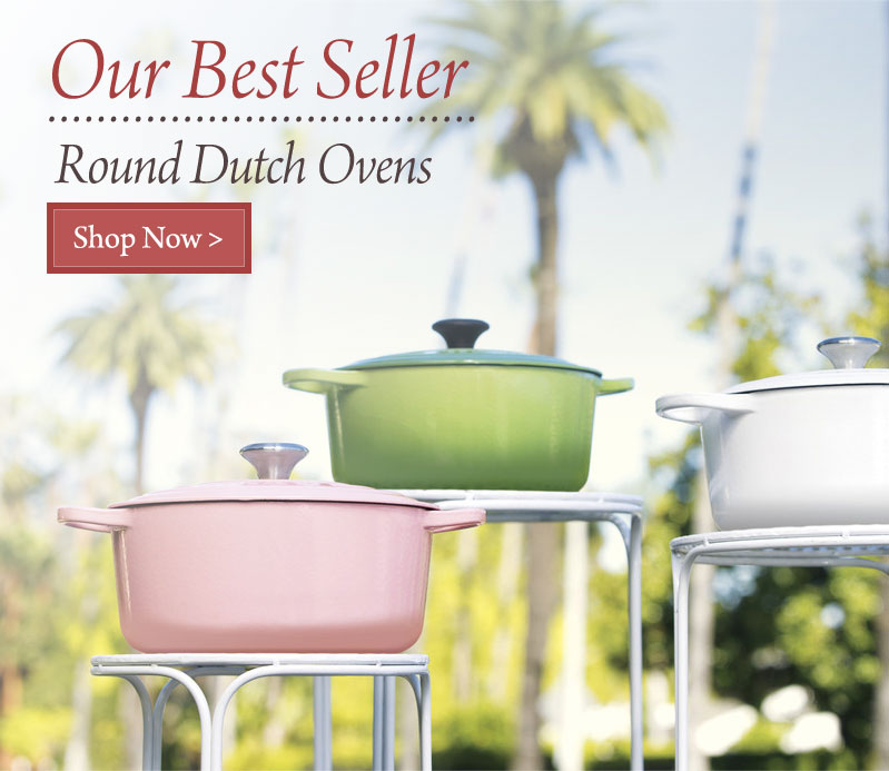 Our best seller - Round Dutch Ovens