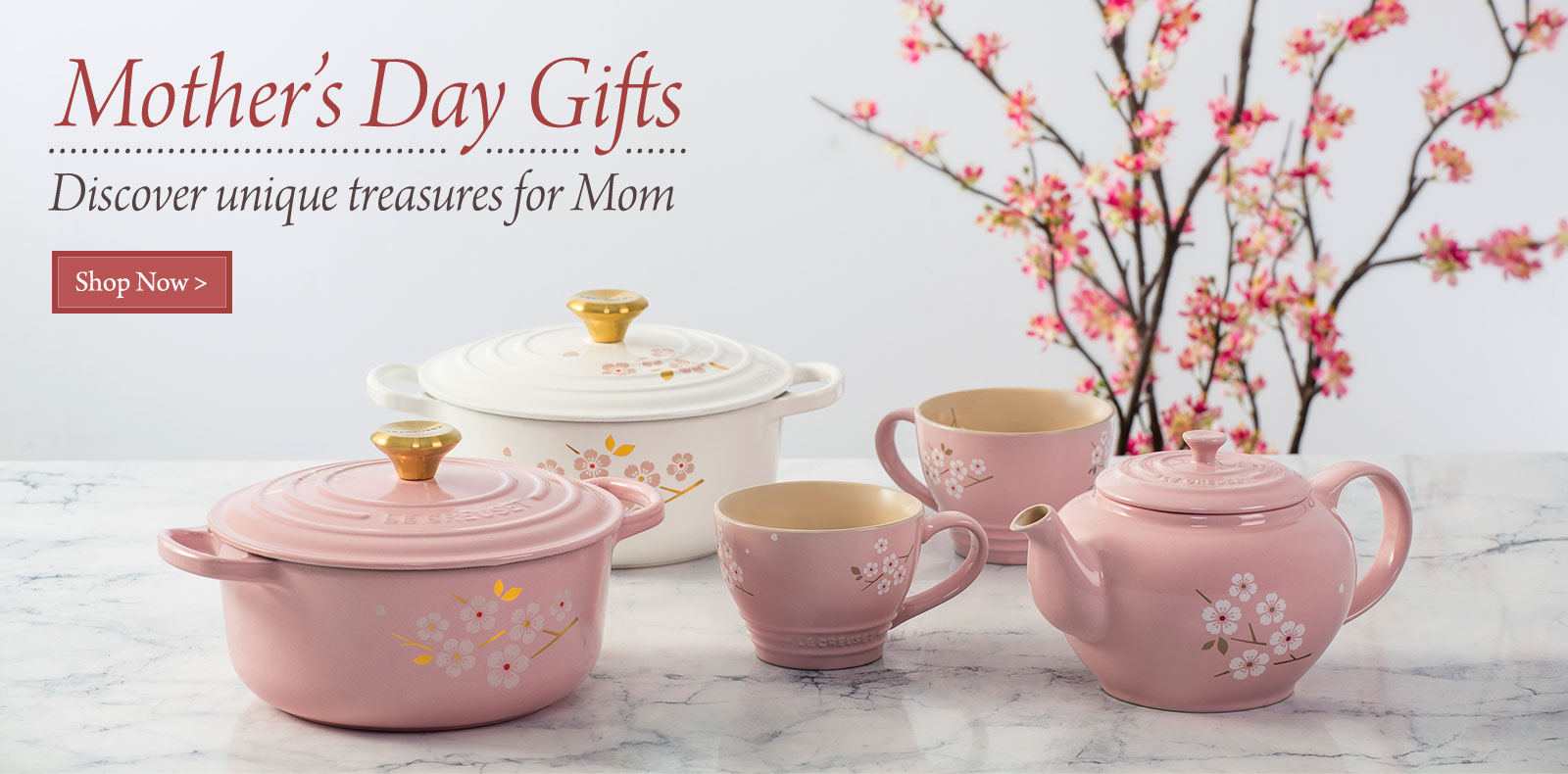 Mother's Day Gifts - Discover unique treasures for Mom.