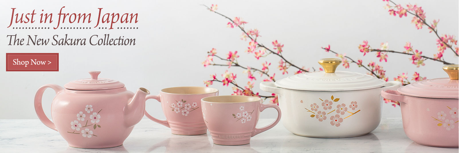Just in from Japans - the new Sakura Collection